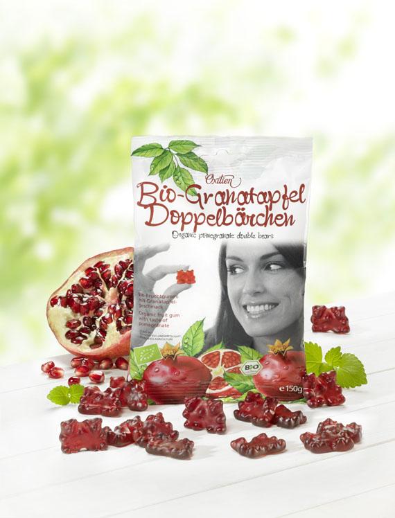 Granatapfel-Doppelbären - Solutions Vertriebs GmbH